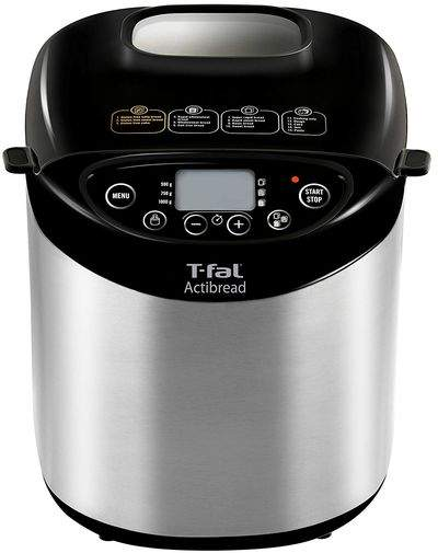 T-fal ActiBread Bread Maker - Good for Gluten Free Bread