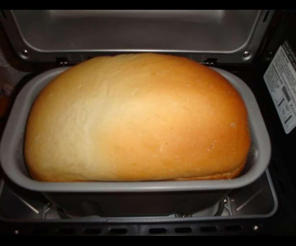 zojirushi bread maker bread