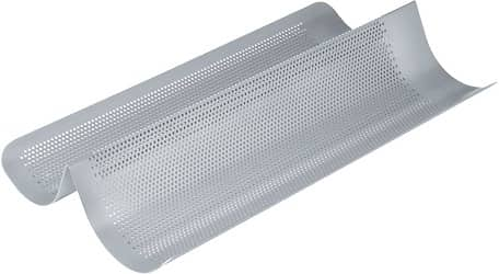 Chicago Metallic Commercial Perforated French bread pan