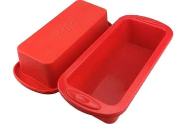 Silivo Silicone bread loaf pans