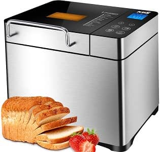 KBS Stainless Steel Bread Machine
