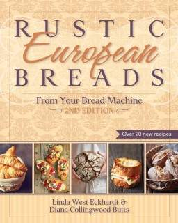 Rustic European Bread From Your Bread Machine