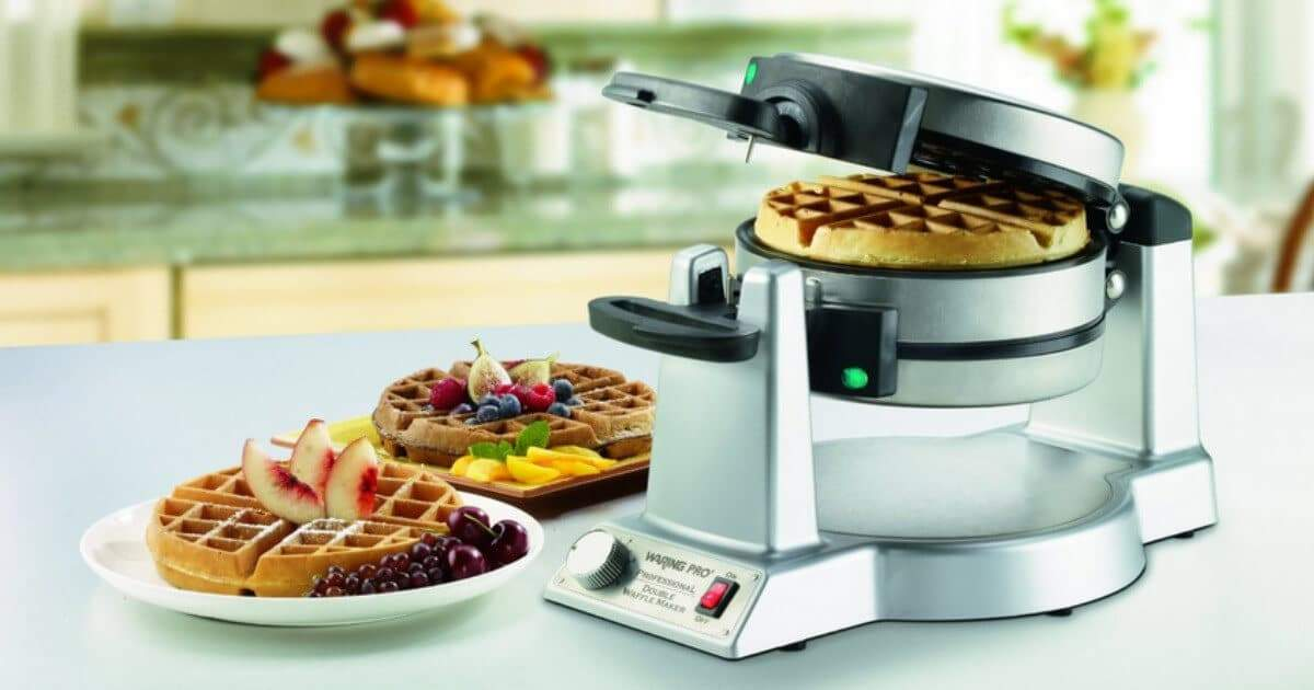 Waring Pro WMK600 Waffle Maker
