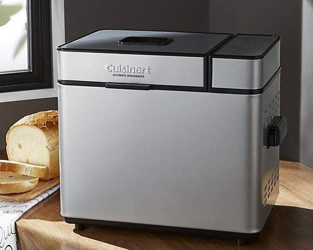 Beautifully Designed Cuisinart CBK-100 Bread Maker